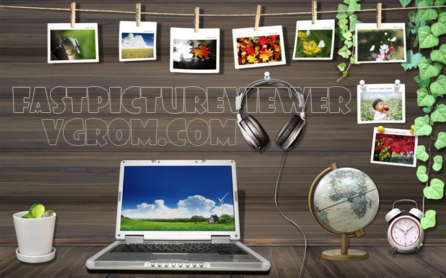 FastPictureViewer Home Basic 1.9.263 + ключ - быстро просматривать большие изображения