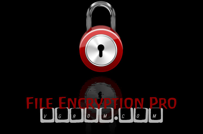 File Encryption Pro 5.2 бесплатная версия - поставить пароль на папку или файл