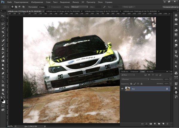 Adobe Photoshop CS6 бесплатно - русская версия и торрент