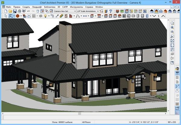 Программа для 3D дизайна интерьера квартиры онлайн
