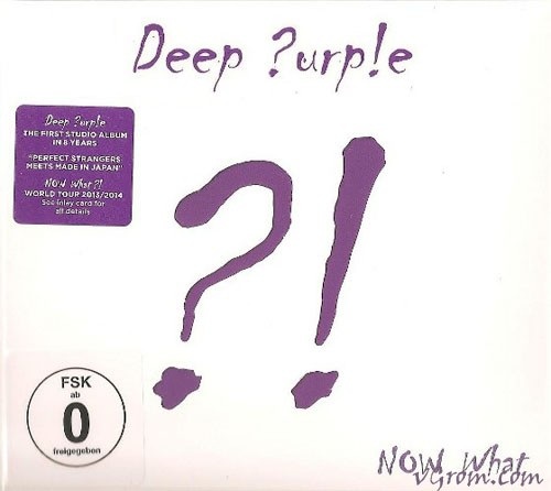 Deep Purple - Now What?! (2013) - новый альбом Deep Purple