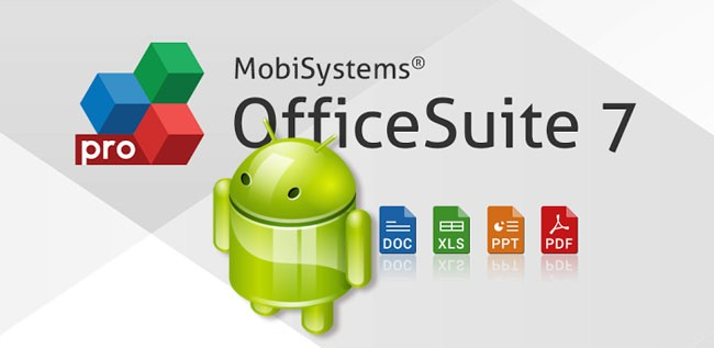 OfficeSuite Pro 7 - Office для Android