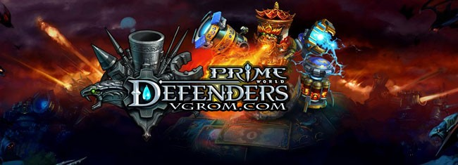 Prime World: Defenders торрент - мини игра tower defense для PC