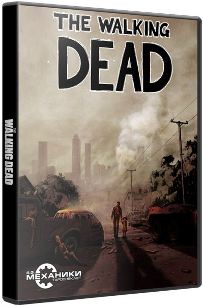 Игра The Walking Dead (2012) торрент