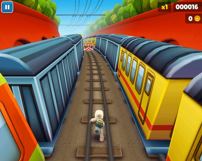 Subway Surfers на компьютер торрент