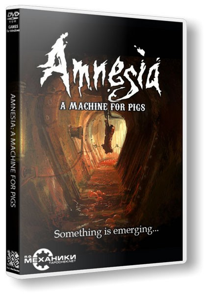 Amnesia: A Machine for Pigs (2013) торрент