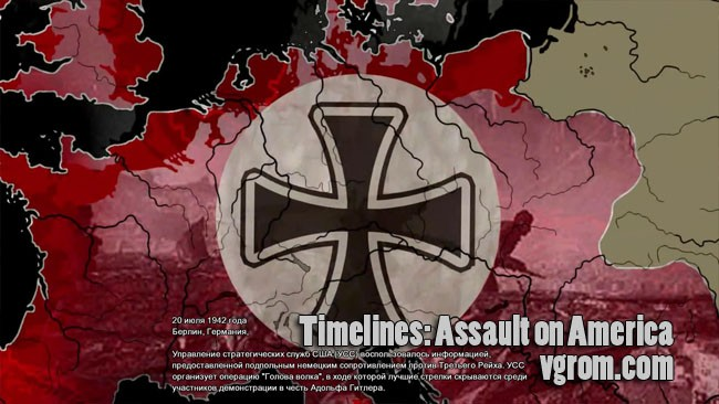 Стратегия Timelines: Assault on America (2013) торрент