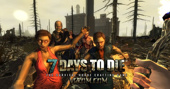 Русская 7 Days To Die (2013) торрент