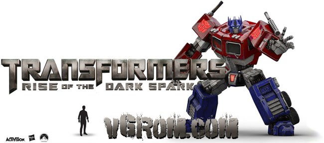 Игра Transformers: Rise of the Dark Spark (2014) торрент