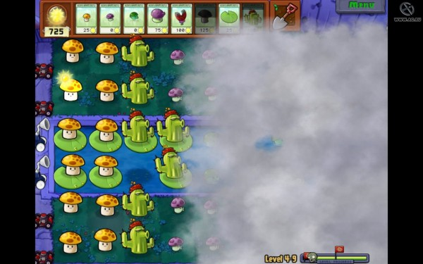 Plants vs. Zombies (2010) на компьютер торент