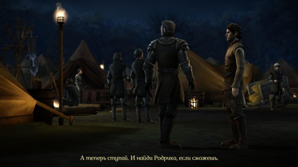 Game of Thrones - A Telltale Games Series. Episode 1 - Iron from Ice (2014) вшитая активация и русификатор