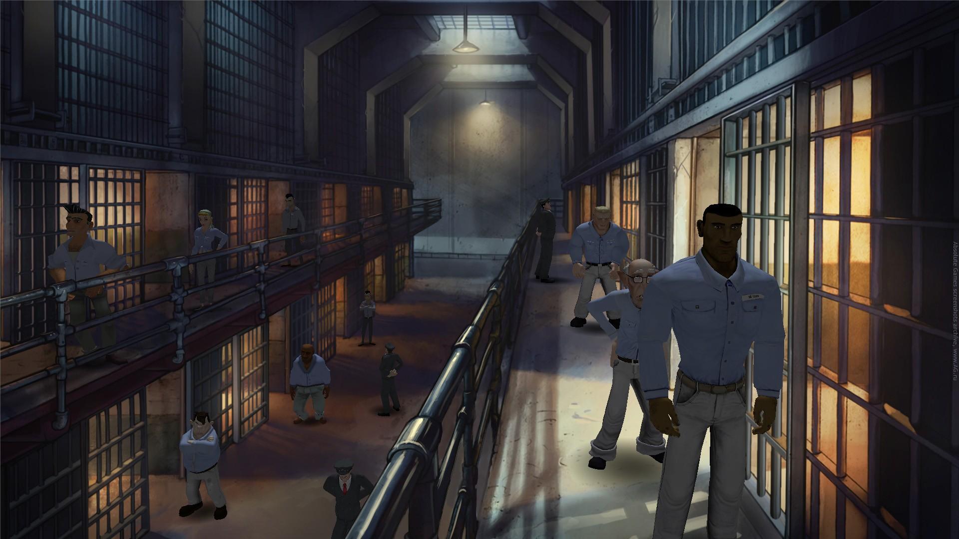 Game 1 ru флеш игра Побег из Тюрьмы онлайн