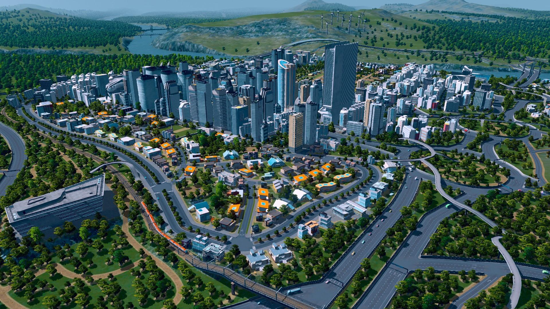Скачать симулятор строительства города через торрент