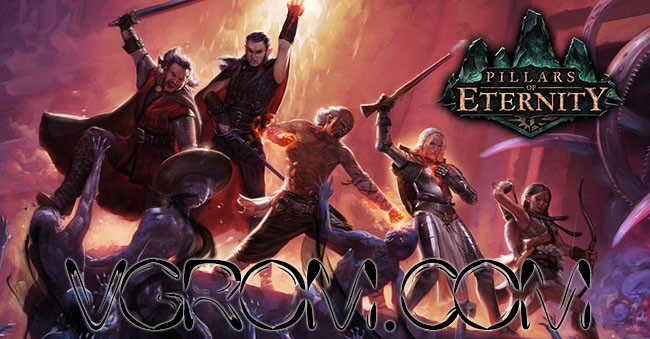 Игра Pillars Of Eternity торрент