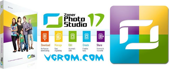 Zoner Photo Studio 17 торрент