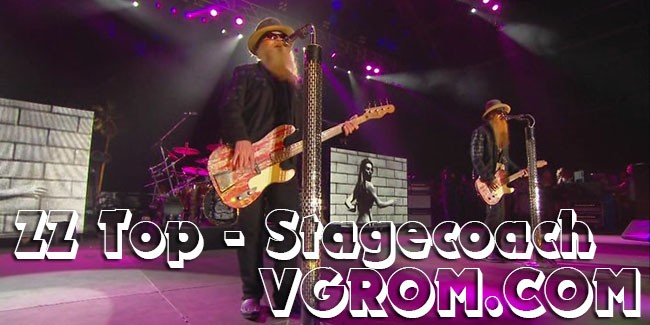 ZZ Top - Stagecoach. California's Country Music Festival (2015/HDTVRip) - концерт Зизи Топ с кантри фестиваля