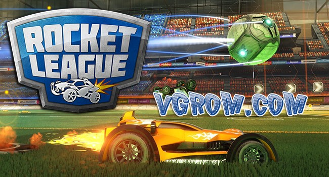 Rocket League на PC торрент