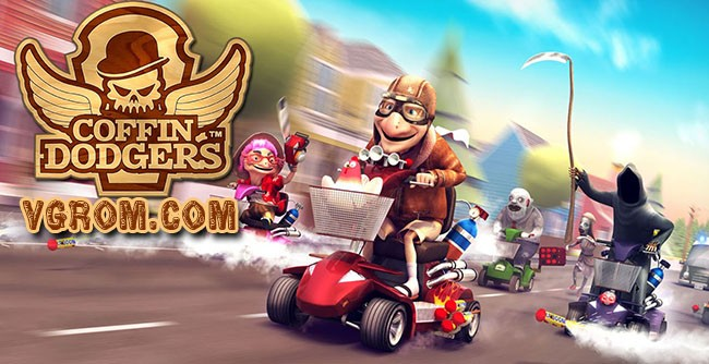 Coffin Dodgers (2015) торрент