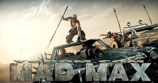 скачать бесплатно игру на компьютер Mad Max через торрент img-1