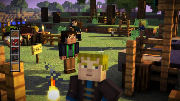 Minecraft: Story Mode - A Telltale Games Series 1-7 эпизод через торрент
