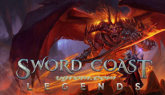 Русская Sword Coast Legends торрент
