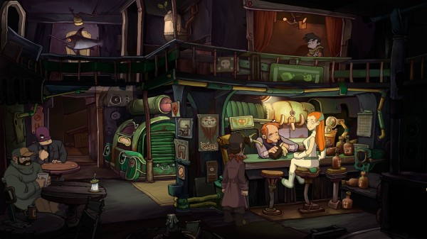 Deponia: The Complete Journey (2014) торрент