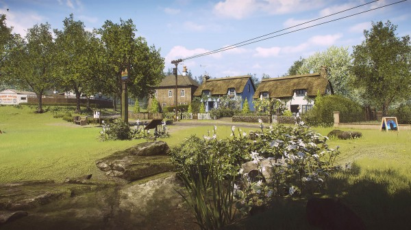 Everybody's Gone to the Rapture (2016) PC на русском