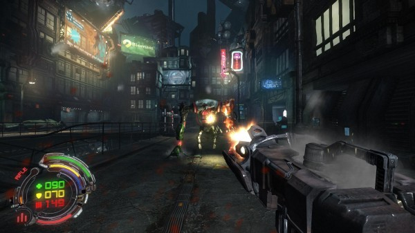 Hard Reset Redux (2016) PC торрент
