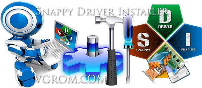Snappy Driver Installer 2017 - программа для обновления драйверов торрент