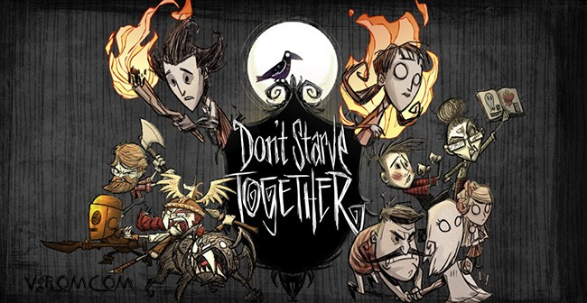 Don't Starve Together на русском последняя версия