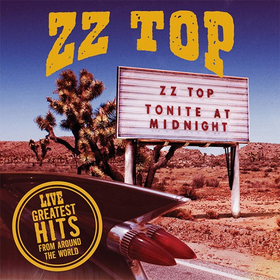 ZZ Top - Live! Greatest Hits from Around the World - лучшее вживую торрент