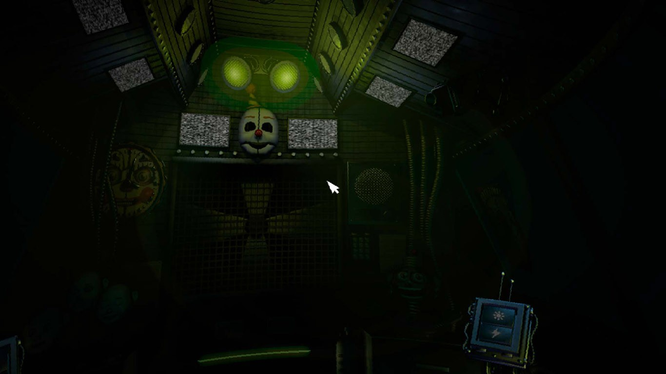 5 Ночей с Фредди 2  Five Nights at Freddys 2  играть онлайн