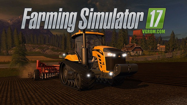 Farming Simulator 17 русская версия для PC
