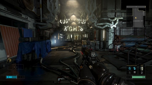 Deus Ex: Mankind Divided (2016) на русском - торрент