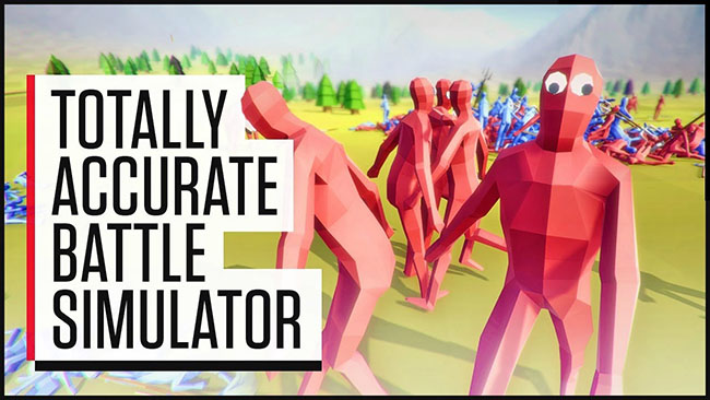 Totally Accurate Battle Simulator (TABS) новая версия - торрент
