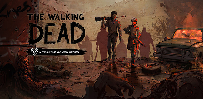 The Walking Dead: A New Frontier (Season Three) (2016) - 3 игра на русском