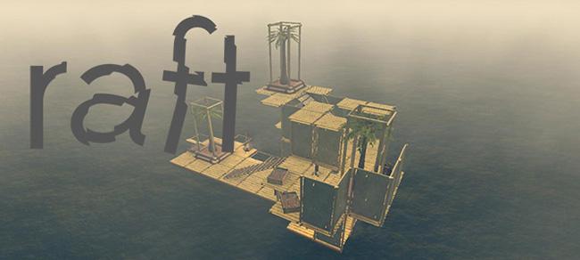 Raft полная версия - игра выживание на плоту - торрент