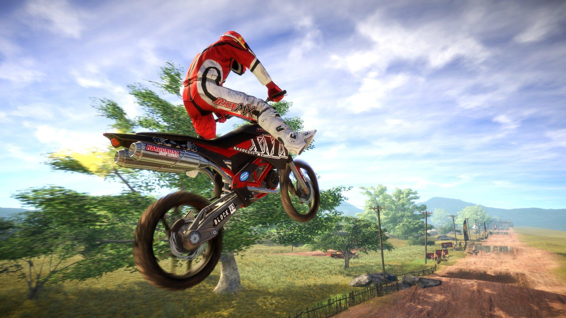 Игра гонки на мотоциклах. скачать