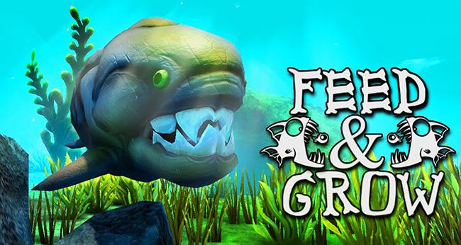 скачать игру Feed And Grow Fish новую версию через торрент бесплатно - фото 4