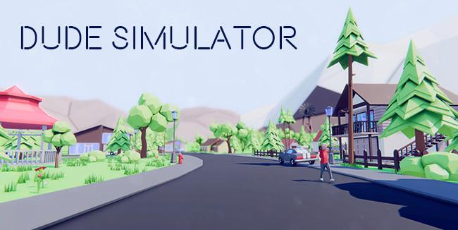 скачать Dude Simulator симулятор чувака img-1