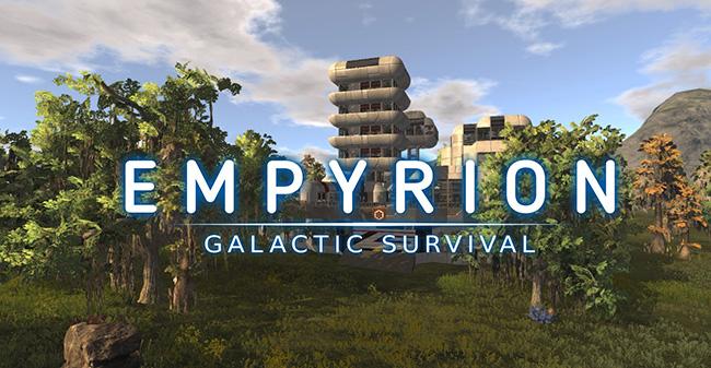 Empyrion - Galactic Survival - последняя версия + русификатор