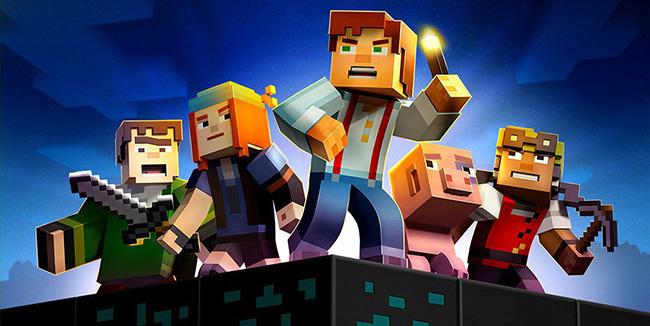 Minecraft: Story Mode - Season Two получи русском