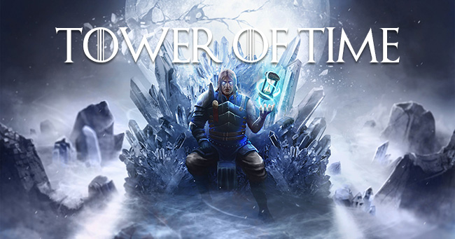 Tower of Time (2017) - ролевая игра