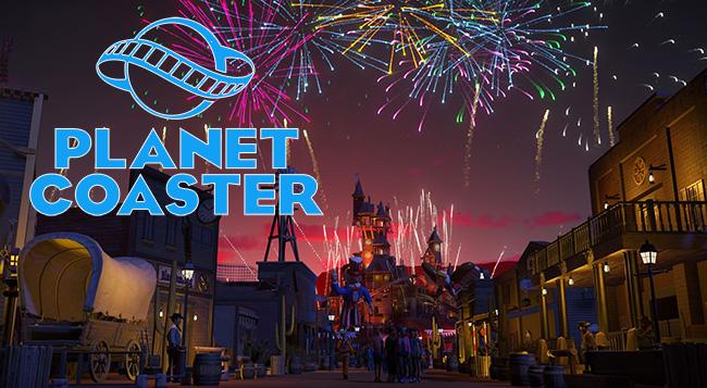 Planet Coaster (2016) русская версия