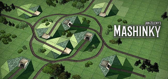 Mashinky (2017) - симулятор железной дороги