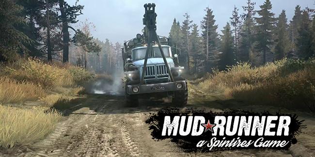 Spintires: MudRunner (2017) - скачать торрент