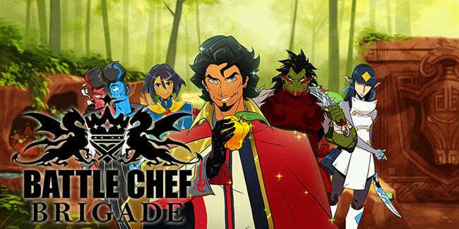 Battle Chef Brigade (2017) - фентези