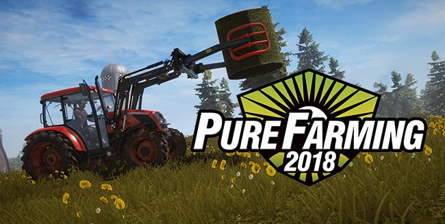 Pure Farming 2018 русская версия на ПК