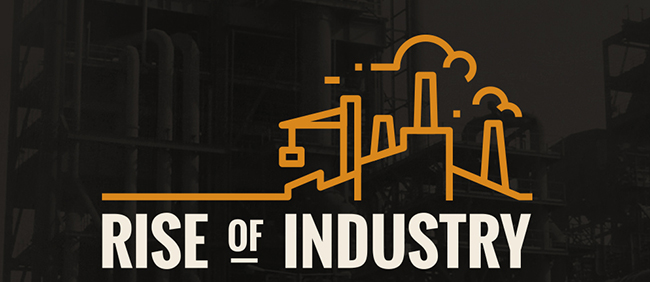 Rise of Industry (2018) русская