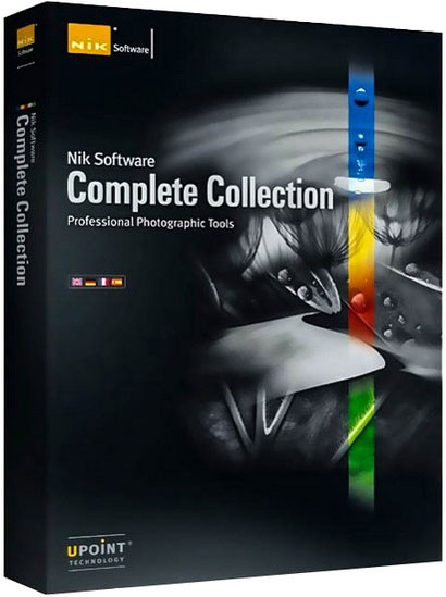 Nik Software Complete Collection 2013 - лучшие плагины Photoshop